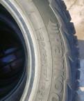 Летняя резина на рено логан б\/у, шины 235/65/r17 hankook