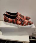 Новые слипоны (кеды) msgm (45й размер), купить мужские ботинки меррелл