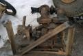 Насос для бензавоза, панель приборов трактора