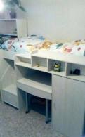 Подростковая кровать Леон Произв Мезонин