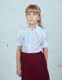 Новая юбка школьная инфанта р.140