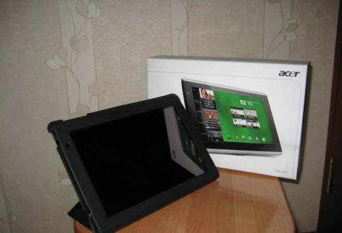 Acer Iconia TAB A501 16Gb + 3G