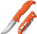 Складной нож Cold Steel Finn Wolf, Orange Handle