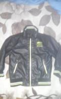 Куртка кожаная р. 104, Приладожский