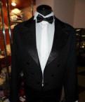 Мужской костюм с шейным платком, прокат фрака на 1-4 дня, Гатчина