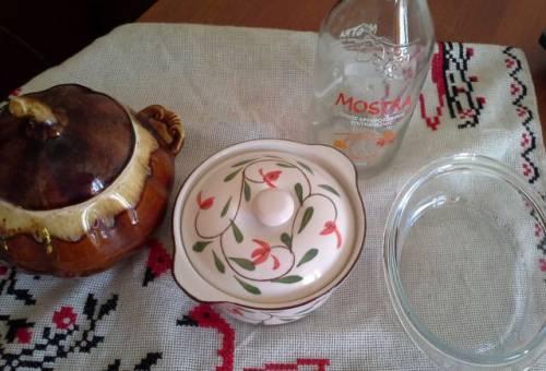 Посуда для запекания и приготовления