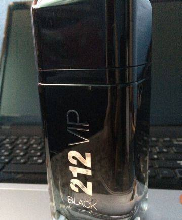 VIP Black Carolina Herrera 100ml, Санкт-Петербург