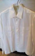 Рубашки военные белые, бренд одежды с крестом