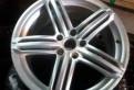 Колесные диски opel meriva, 1 литой диск R18 5/112, 8J, ц.о. 57. 1 на audi, VW