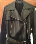 Платье в стиле арт деко купить, стильное кожаное пальто от Joseph (Франция)