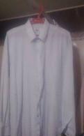 Белая рубашка, майки с пайетками купить