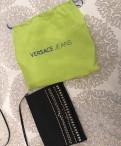 Сумка кожаная Versace