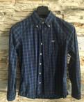 Костюмы женские юбка и кофта с велюра на осень, рубашка Hollister размер 46
