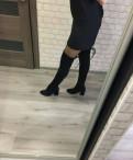 Ботфорты, обувь женская саламандра