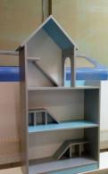 Полка-домик для мальчиков. Гараж для машин Алюм-6