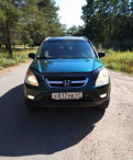 Купить авто тойота версо, honda CR-V, 2002, Кингисепп