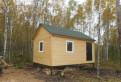 Каркасный дом Дачник-2 6 на 4 дм73
