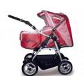 Продается коляска carolina elegance розова (Б/У)