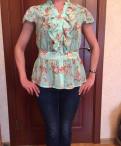 Блуза, одежда без предоплаты от 200 рублей, Кипень