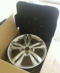 Новый литой диск на Hyundai, диск a1597 aero кс597 7.0x16 5\/114. 3 ет45 d67. 1 bfp