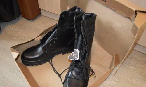 f2e90c22c Зимние ботинки мужские кожаные с мехом финские, полусапоги мужские кожаные  омон