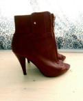 Обувь гесс купить, ботильоны с открытым носом select 40 размер. 25см, Новая Ладога