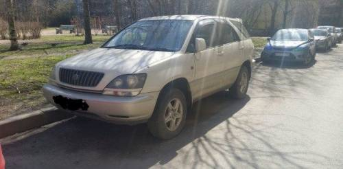 Toyota Harrier, 2000, купить nissan с пробегом
