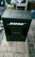Сабвуфер Bose-302-2. Пассивный. Сабвуфер Bose B1 па