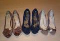 Туфли с открытым носом 37 р-ра (24. 5см стопа), кроссовки nike air max camo
