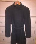 Шерстяное пальто Massimo Dutti, платье ретро ламода
