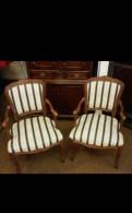 Кресла винтажные