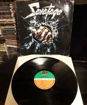 "Savatage 85 ""Power Of The Night"""
