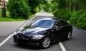 BMW 5 серия, 2013, ford fiesta с пробегом