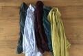 Мужская рубашка М (5 шт), купить свитер мужской томми хилфигер