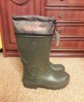 Продам мужские сапоги Woodline, ботинки фирмы экко gore tex, Каменногорск