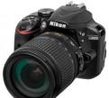 Nikon D3400 Black+AF-S nikkor 18-105mm f3. 5-5. 6 G
