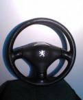 Рулевое колесо Пежо Peugeot 206 air bag, оригинальные запчасти brp