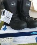 Обувь для мужчин лоферы, сапоги для зимней рыбалки или охоты Baffin, Бугры