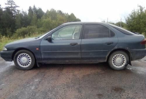 Ford Mondeo, 1996, мерседес бенц с класс элеганс 200, Пикалево