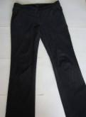 Этническая одежда и обувь, брюки zara х/ б мелкий вельвет