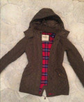 Зимняя куртка Abercrombie and Fitch, зимнее пальто женское каталог