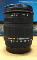 Sony/Minolta A, Sigma AF 18-200 mm f3. 5-6. 3 DC, Вырица