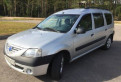 Dacia Logan, 2008, renault logan mcv с пробегом