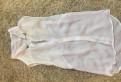 Рубашка, платье в клетку ламода