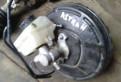 Усилитель тормозов вакуумный Opel Astra H, капот ваз 2109 чёрный