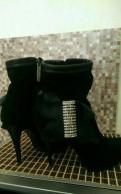 Ботинки, зимняя обувь для охоты хаски с072