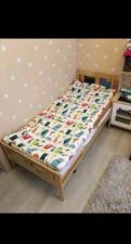 Кровать Ikea kritter