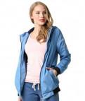 Куртка для беременных ILM Орландо голубая, кардиганы женские зара
