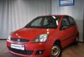 Ford Fiesta, 2007, инфинити ех 25 купить с пробегом