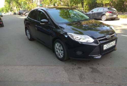 Ford Focus, 2012, мерседес s класс 1980 года
